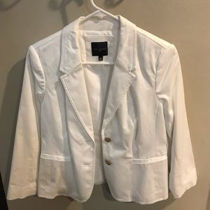 The Limited brand new without tags White blazer!